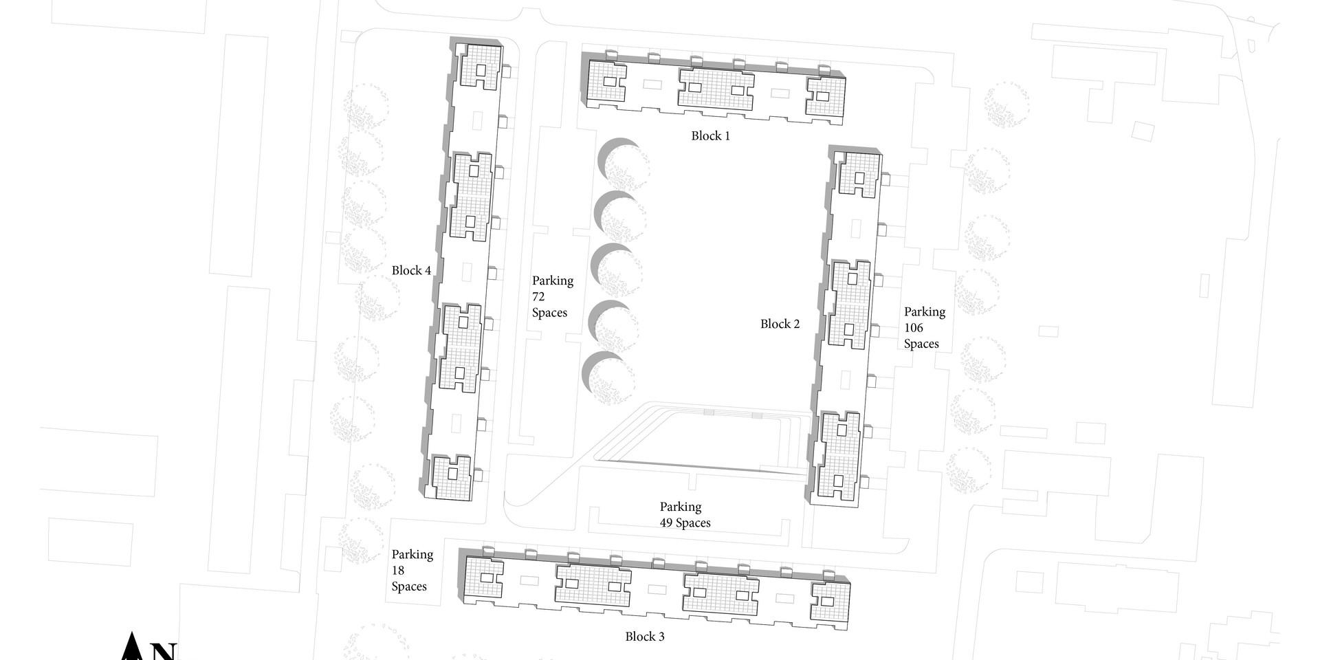 Ellebo Housing Renovation Masterplan