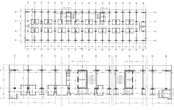 Luxor Hilton Typical Plans