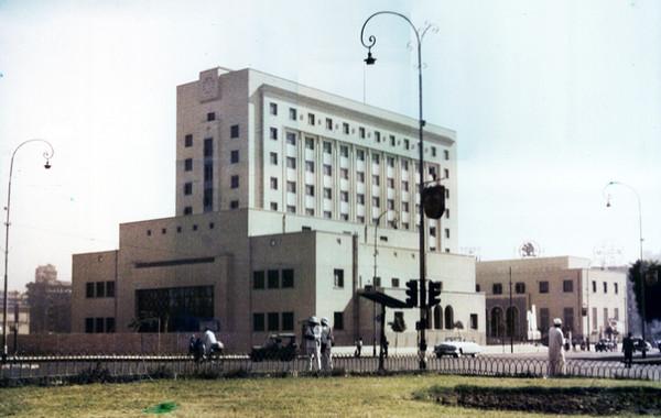 Arab League Headquar