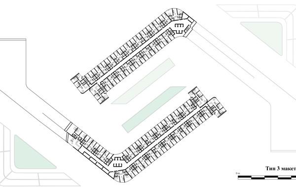 Zim Masterplan Building Type 3 Plans