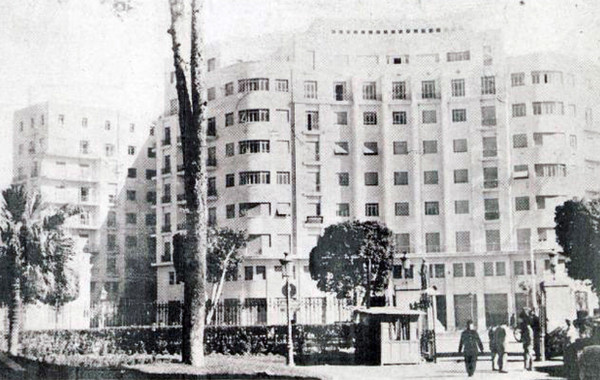 Misr Insurance Lazoghly Office Building Photograph