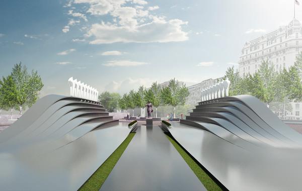 World War 1 Memorial Visualization