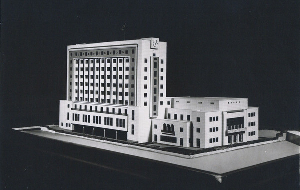 Arab League Headquarters Model