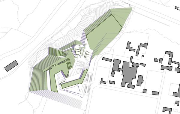 Bamiyan Cultural Center Masterplan