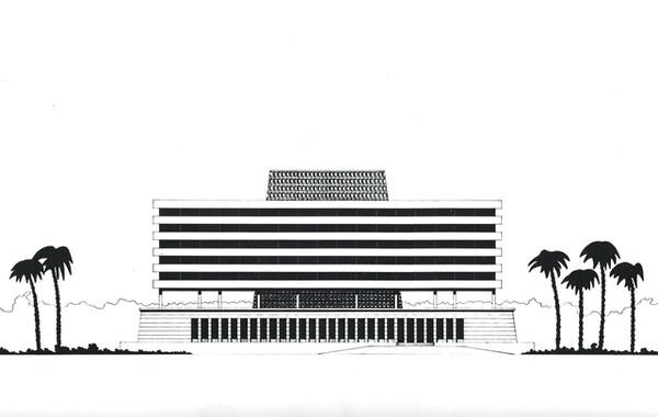 Luxor Hilton Facade