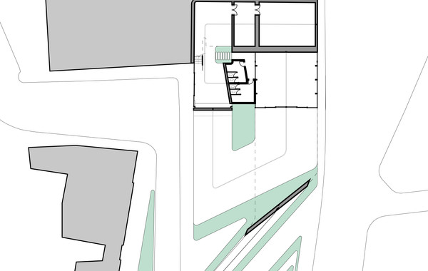 Casa de Bolero Ground Floor Plan