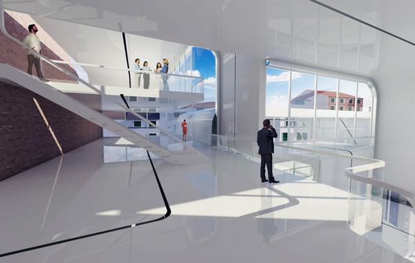Casa de Bolero Interior View