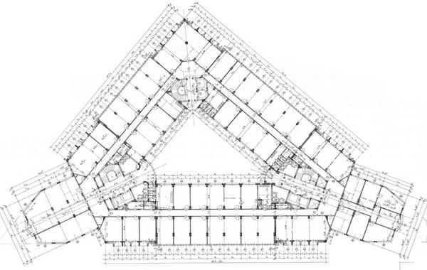 Misr Insurance Tawfekeya Typical Floor Plan