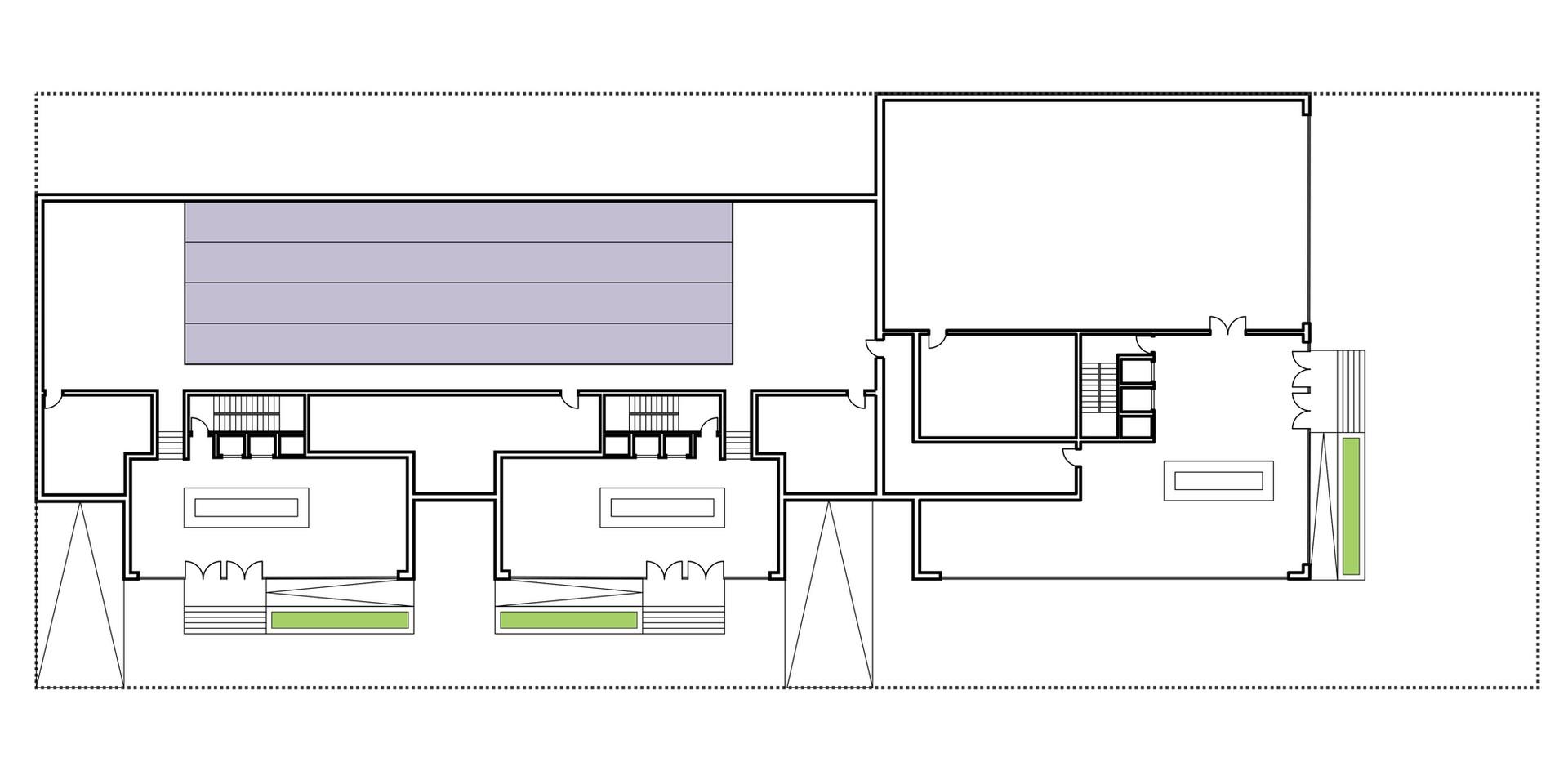 Lima Golf Tower Ground Floor Plan