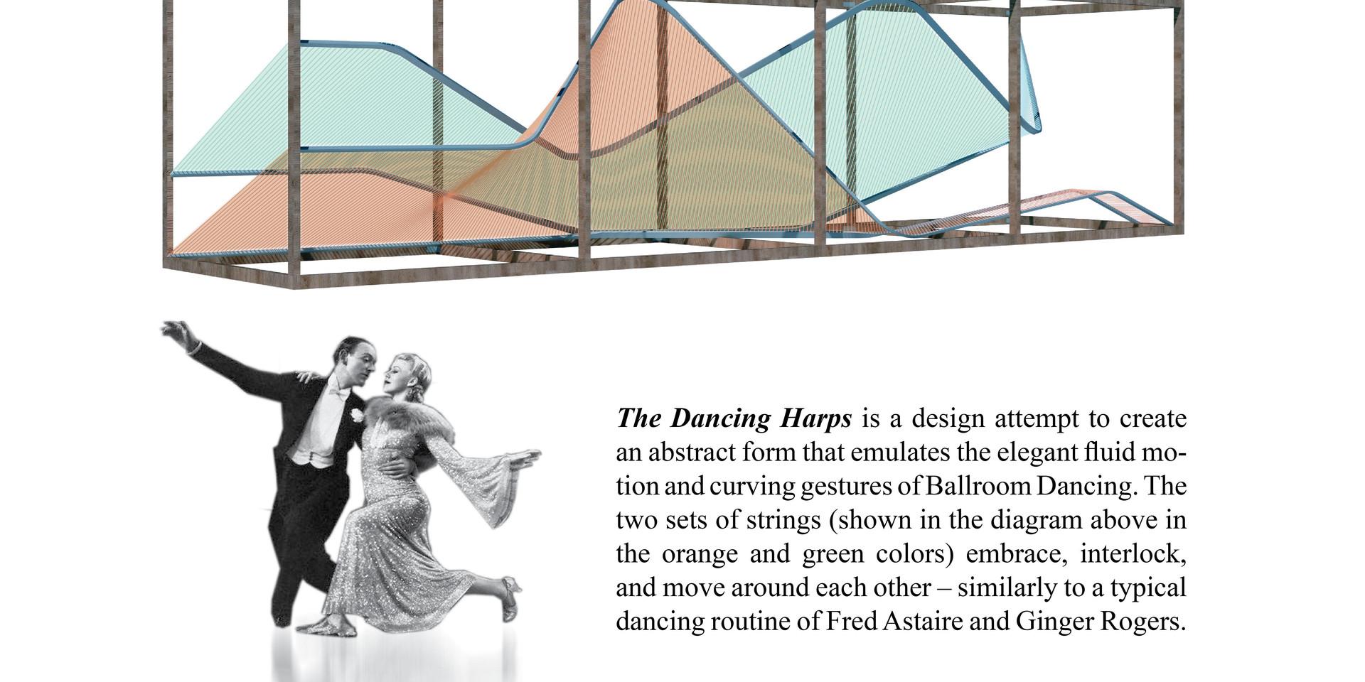 Dancing Harps Diagram