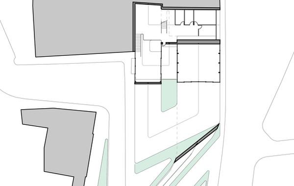 Casa de Bolero First Floor Plan