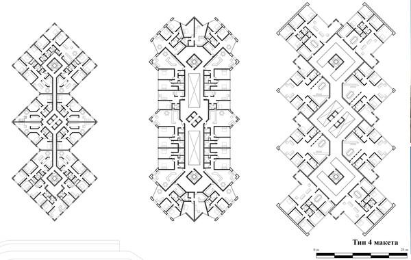 Zim Masterplan Building Type 4 Plans