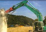 brise roche hydrolique npk en location