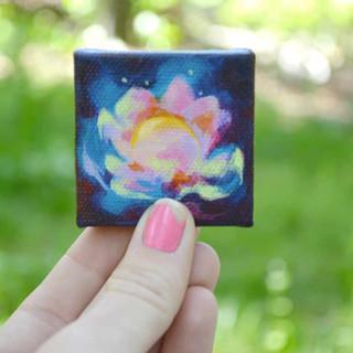 cosmic lotus