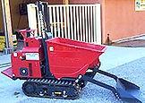 Mini dumper Hinowa 1100