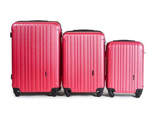 WINGS Flamingo lagaminų komplektas
