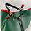 Thumbnail: Žalios spalvos odinė rankinė