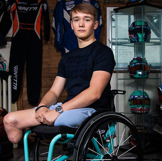 Driven: The Billy Monger Story