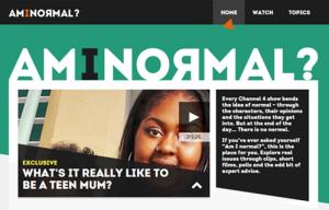 Teen Mums: Am I Normal