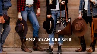 Andi Bean Designs- Lifestyle and Branding