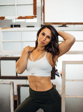 Angela Gargano: Fitness   Mindset