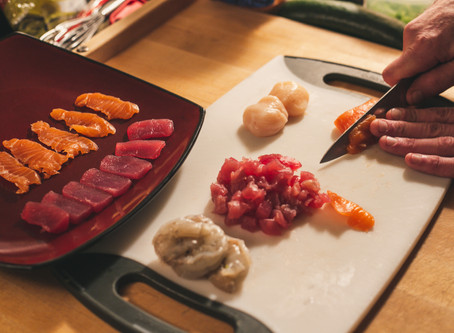 Sushi Making with Cozymeal - Branding