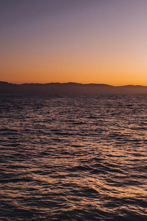 Sunset Glisten