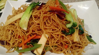 Hong Kong Style Noodles Stir Fry