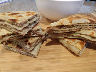 Kungpao Multi-Layer Meat Pie