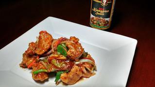 Crispy Kungpao Pork