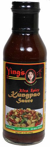 Ying's Xtra Spicy Kungpao Sauce