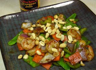 Kungpao Shrimp