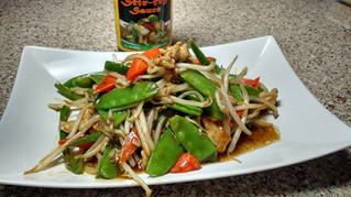 Pork Vegetable Stir Fry