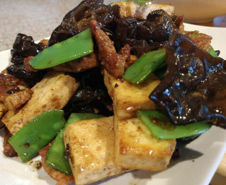 Pork Tofu Stir Fry