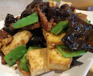 Pork Tofu Stir Fry