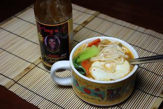 Kungpao Noodle Soup