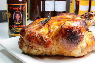Baked Kungpao Chicken