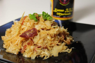 Bacon with Sauerkraut