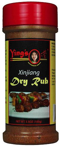 Ying's Xinjiang Dry Rub