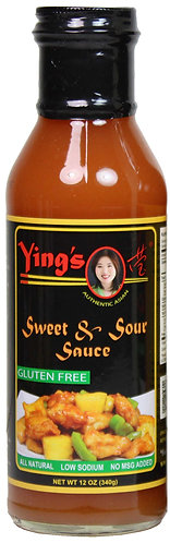 Ying's Sweet & Sour Sauce
