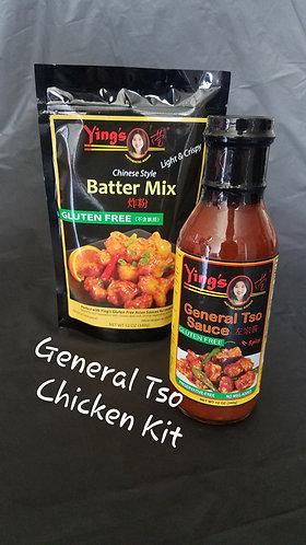 General Tso Chicken Kit - Gluten Free