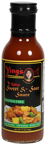 Ying's Spicy Sweet & Sour Sauce