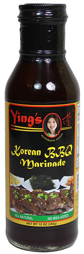 Ying's Korean BBQ Marinade