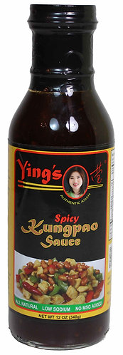 Ying's Spicy Kungpao Sauce