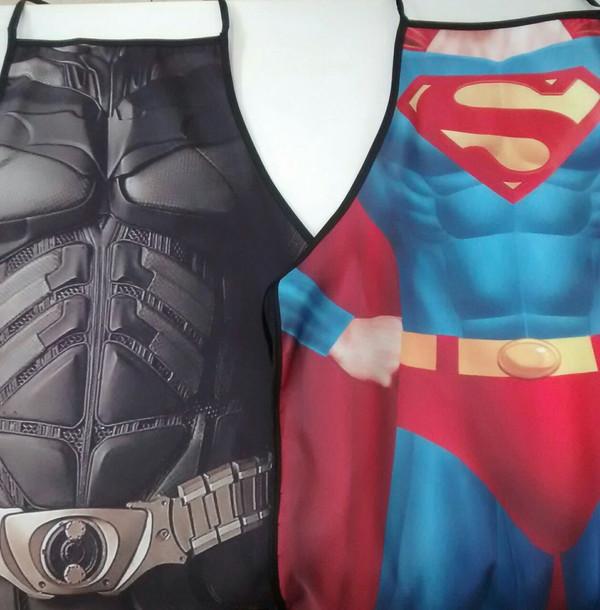 Batman vs Superman (na cozinha)