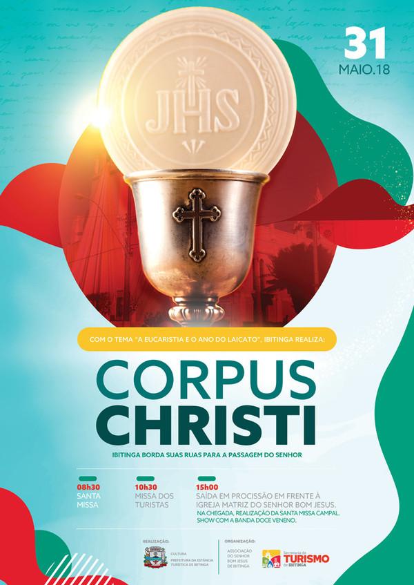 Corpus Christ 2018 Ibitinga