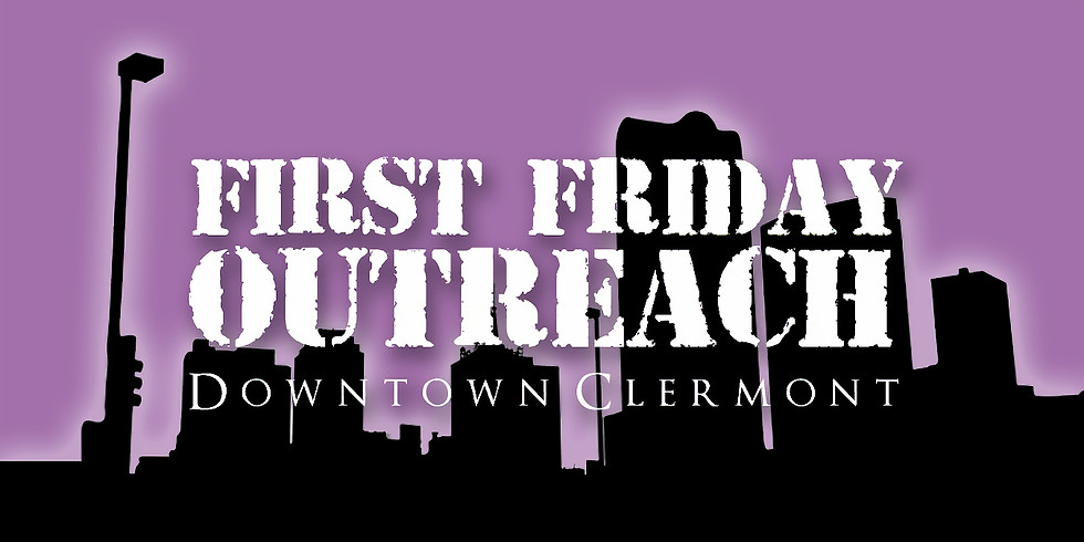 First Friday Outreach