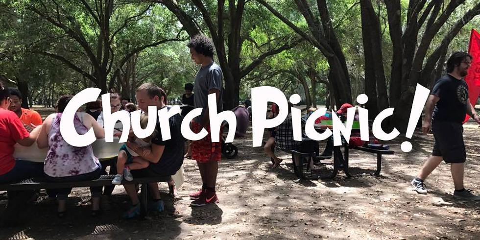 Church Picnic!
