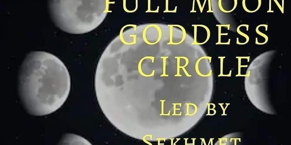 Full Moon Goddess Circle -