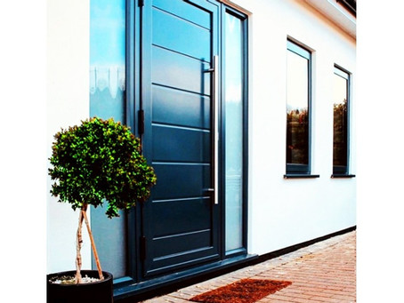 New Aluminium Door Designs From Hallmark
